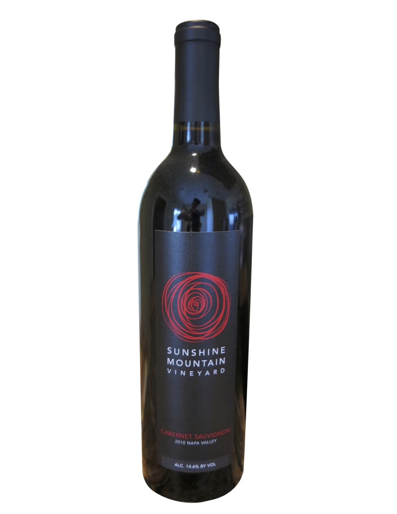 2010 Sunshine Mountain Cabernet Sauvignon Product Image